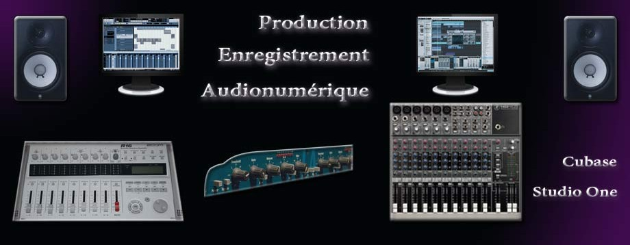Production audionumérique